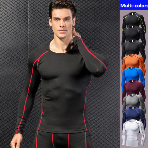 Quick Drying Fitness Workout Pants T-shirts