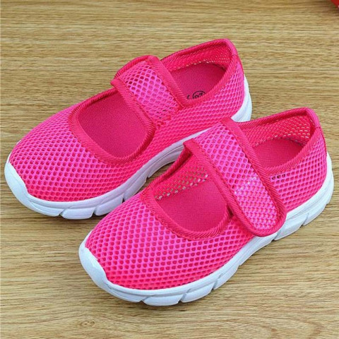 Candy Color Kids Shoes Summer Breathable