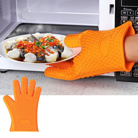 Silicone Oven Glove Heat Resistant