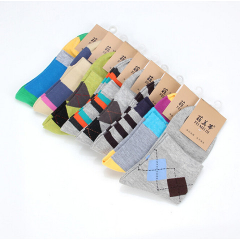 Men's casual socks