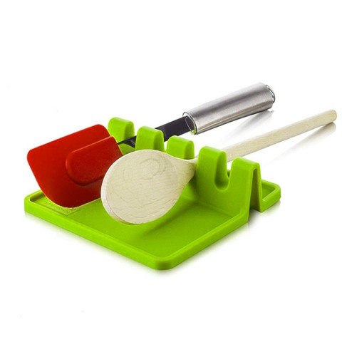Kitchen Silicone Spoon Placemat
