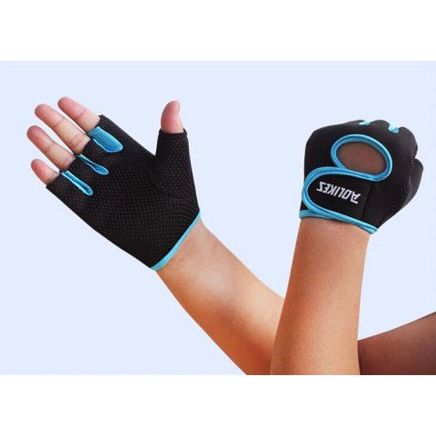 Sports fitness gloves