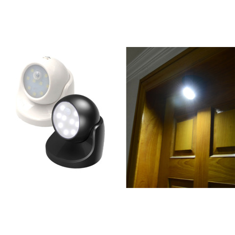 360 Degrees Rotation Wall Lamp