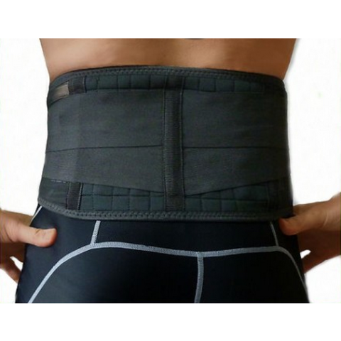 Relief and prevention belt with magnets - unisex