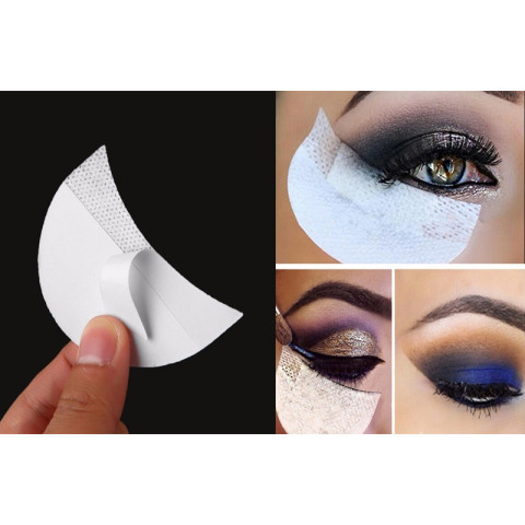 Eyeshadow Shields Under Eye Patches Disposable Eyelash Extensions Pads