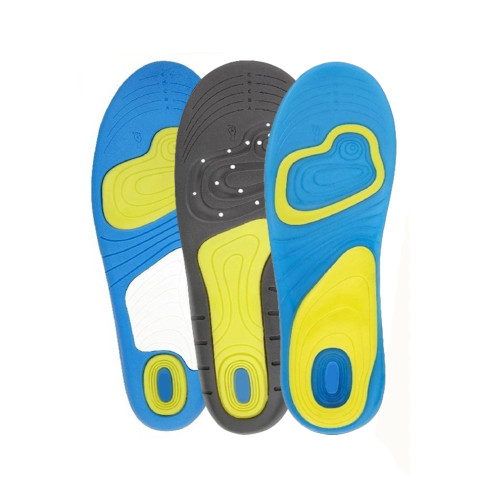 Silicone Gel Running Sports Insoles