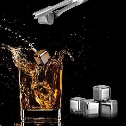 Stainless Steel Cooler Ice Cube