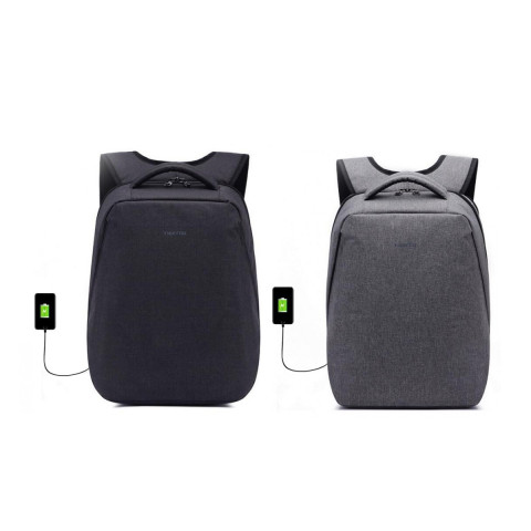 Fashion Unisex Minimalist Laptop Backpack