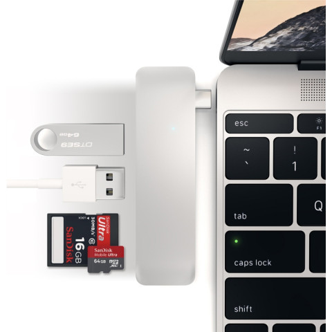 High Speed 5 in 1 HUB for MacBook
