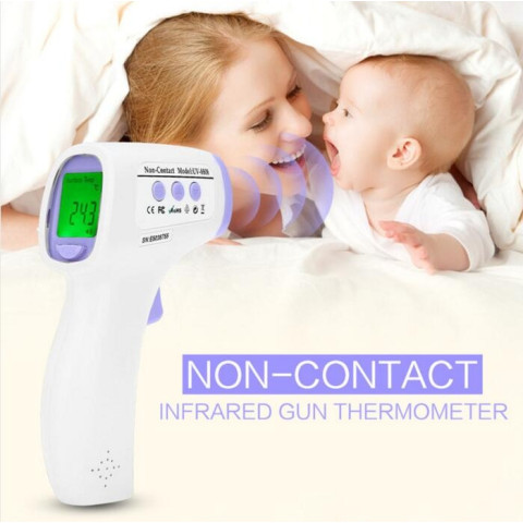 UV-8808Non-contact Body Infrared Digital Thermometer