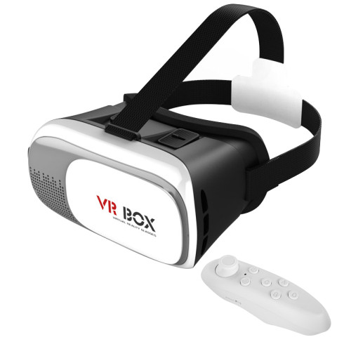 VR BOX 2'ND GENERATION OF 3D Glasses Virtual Reality 3D Video Glasses