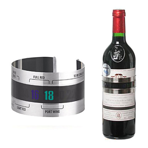Stainless Steel Wine Thermometer