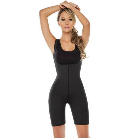 Neoprene women's Bodybuilding Clothes Slimming Shapers