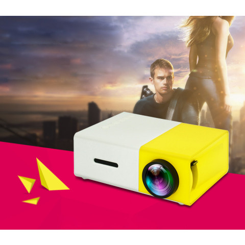 YG300 Home MINI Projector